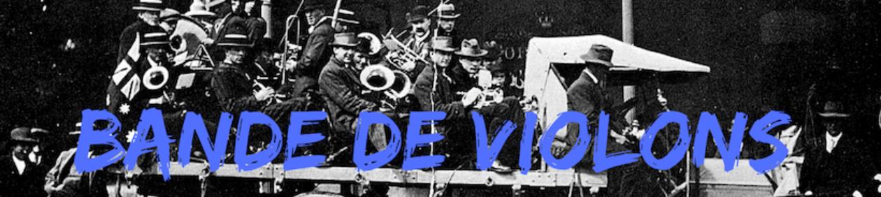 Bande de violons – Étude de la pluridisciplinarité en scène